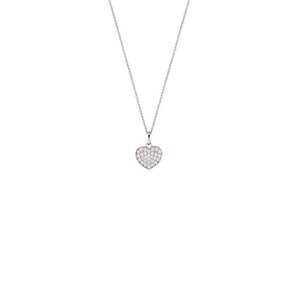 Damen-Collier, Silber, Love Story XS2790, 400-450mm
