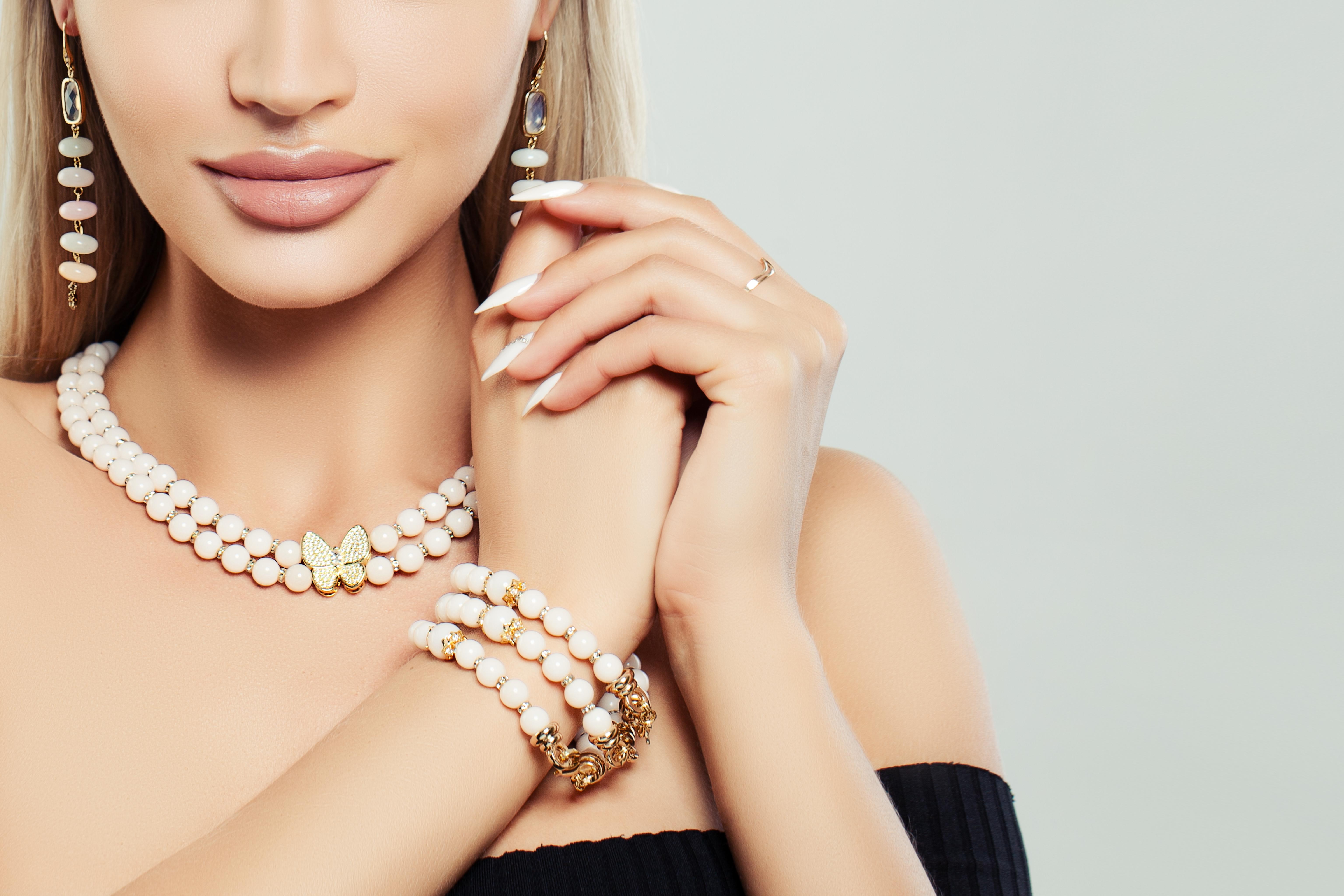 Der Perlenschmuck zeigt sich in neuer Vielfalt!