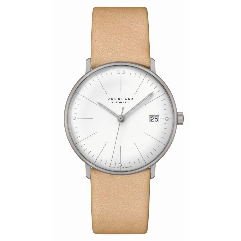 Armbanduhr max bill Kleine Automatic 027/4004.04