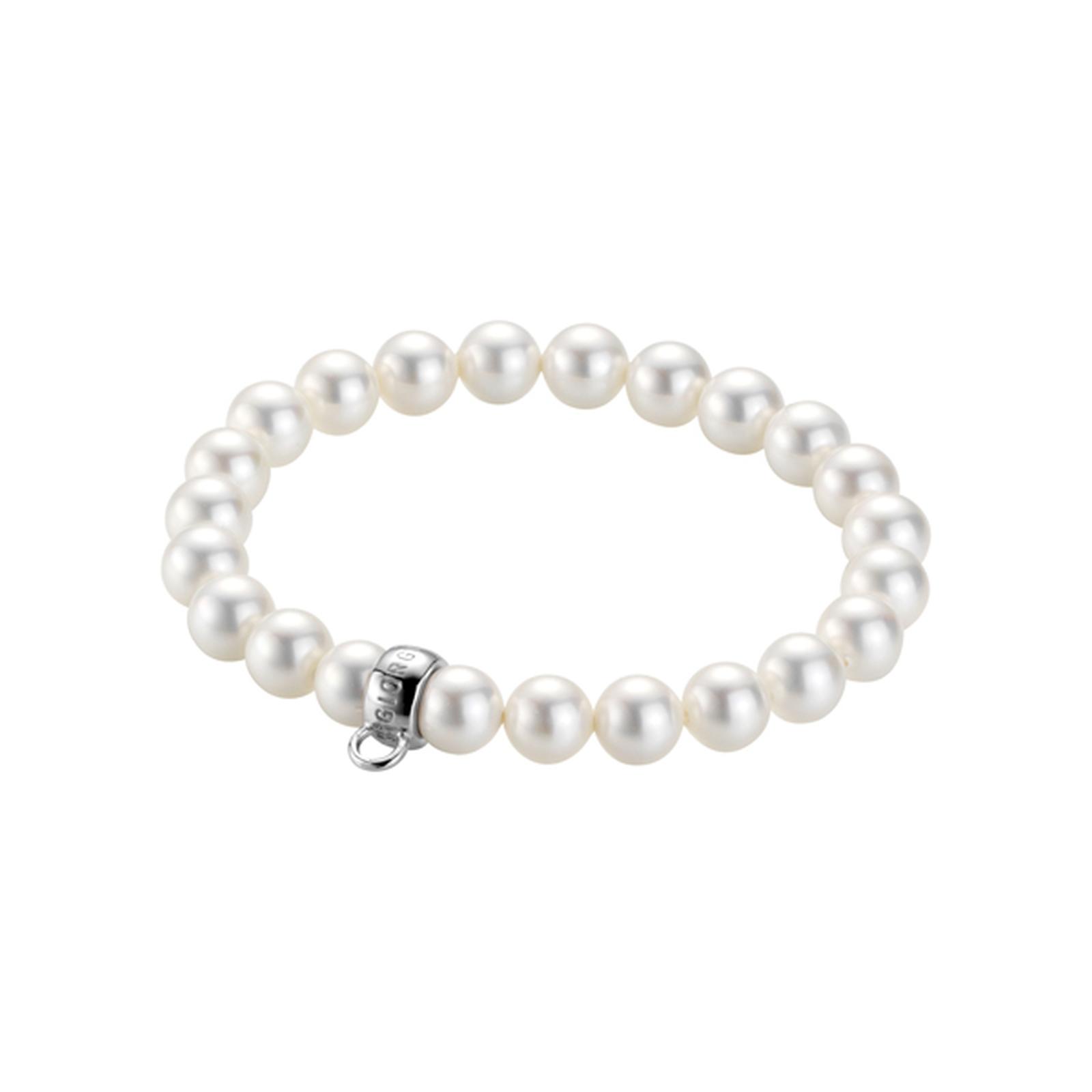 Armband mit Muschelkern Perlen