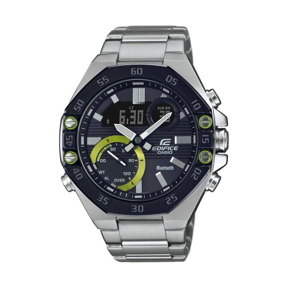 Herren-Armbanduhr Edifice Premium ECB-10DB-1AEF