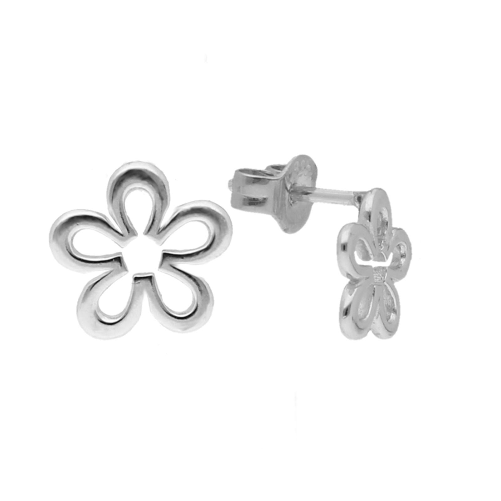 Blume, Silber 925