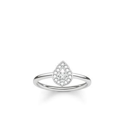 TR2069-051-14 Ring Silber Gr. 58
