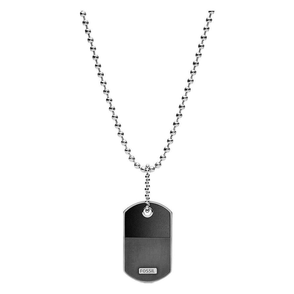 JF03312040 Herren Collier Silber Grau 75 cm