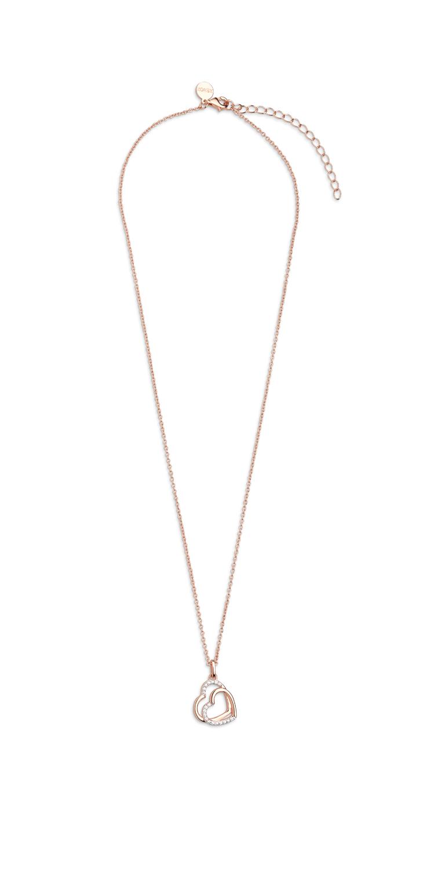 Halskette XS3423R Roségold vergoldet