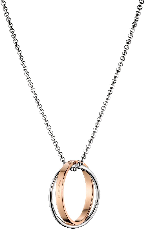Damen-Halskette Coil KJ63BP010100