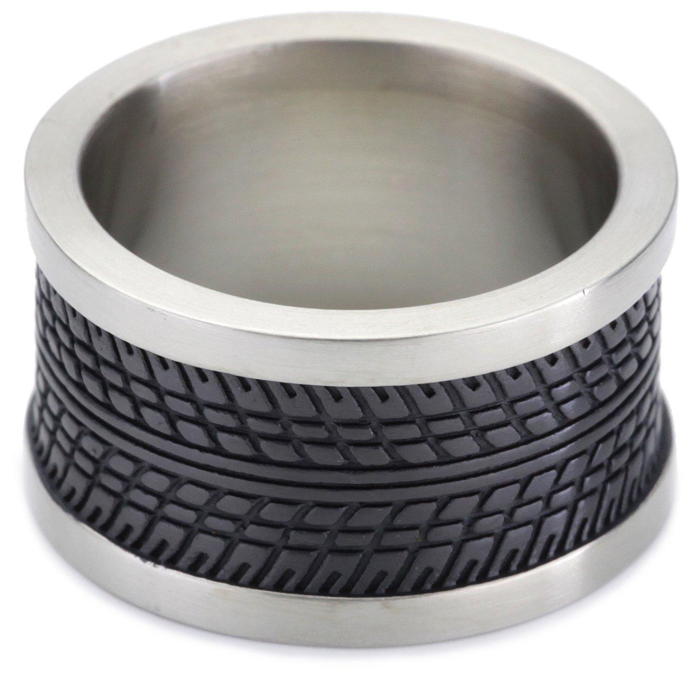 Ring Edelstahl tire