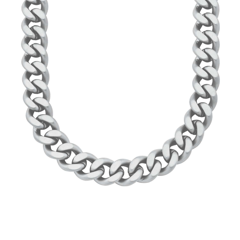 Halskette für Herren Collier aus Edelstahl