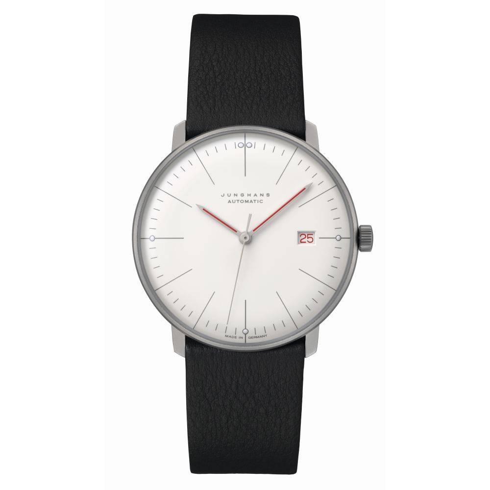 Armbanduhr max bill Automatic Bauhaus 027/4009.02