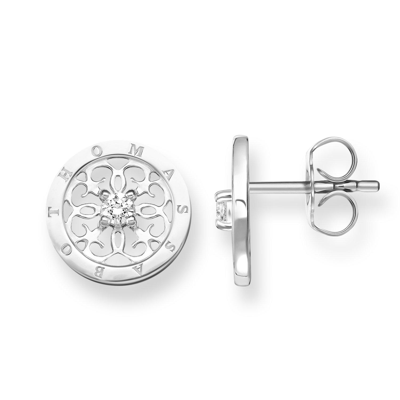 Damen-Ohrringe Ohrstecker Glam & Soul 925 Sterling Silber