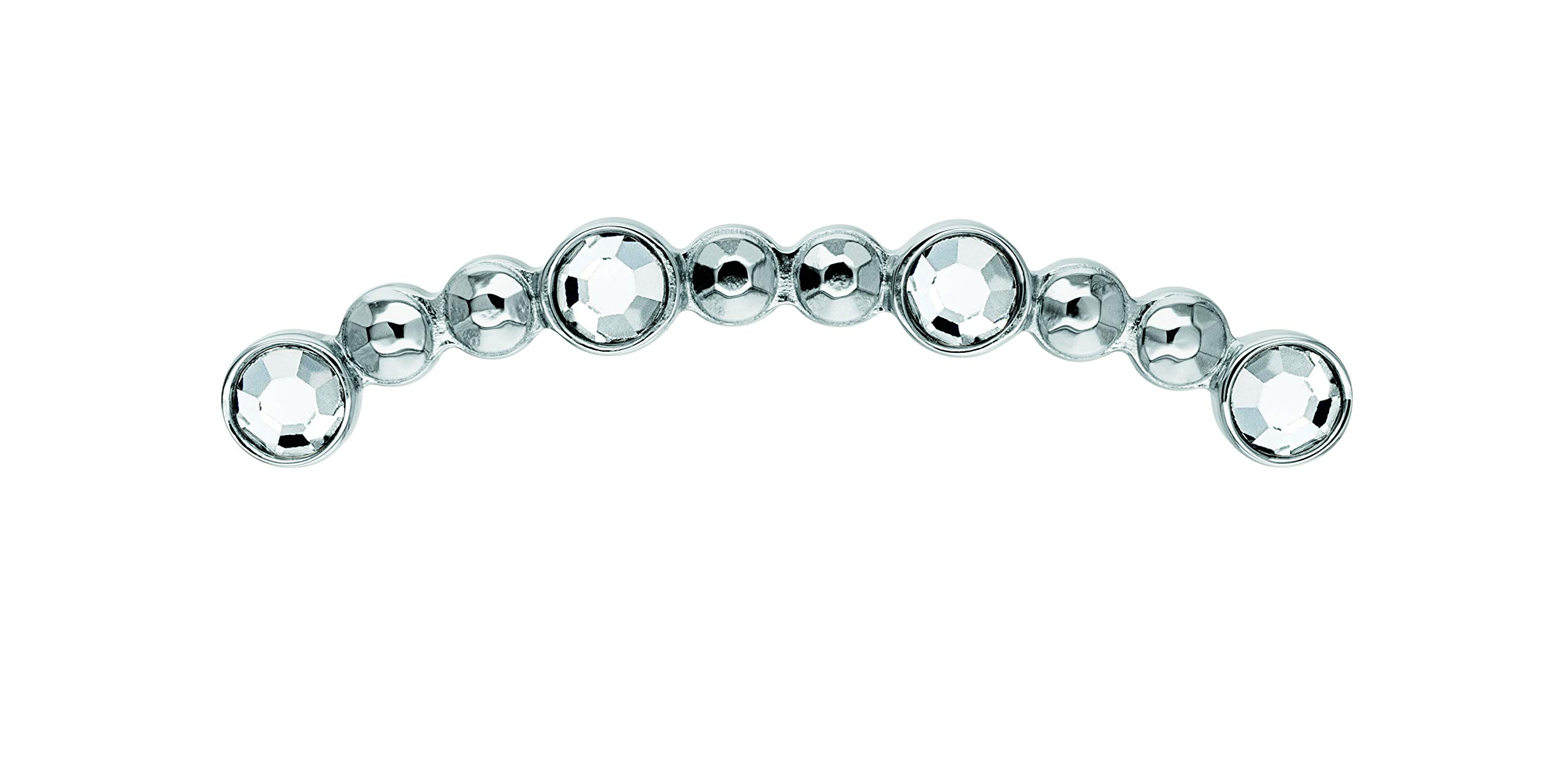 Jewelry Damen Klemmohrringe Edelstahl - 2780236