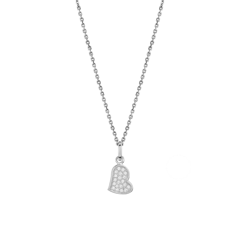 Halskette XS3416K Rhodiniert