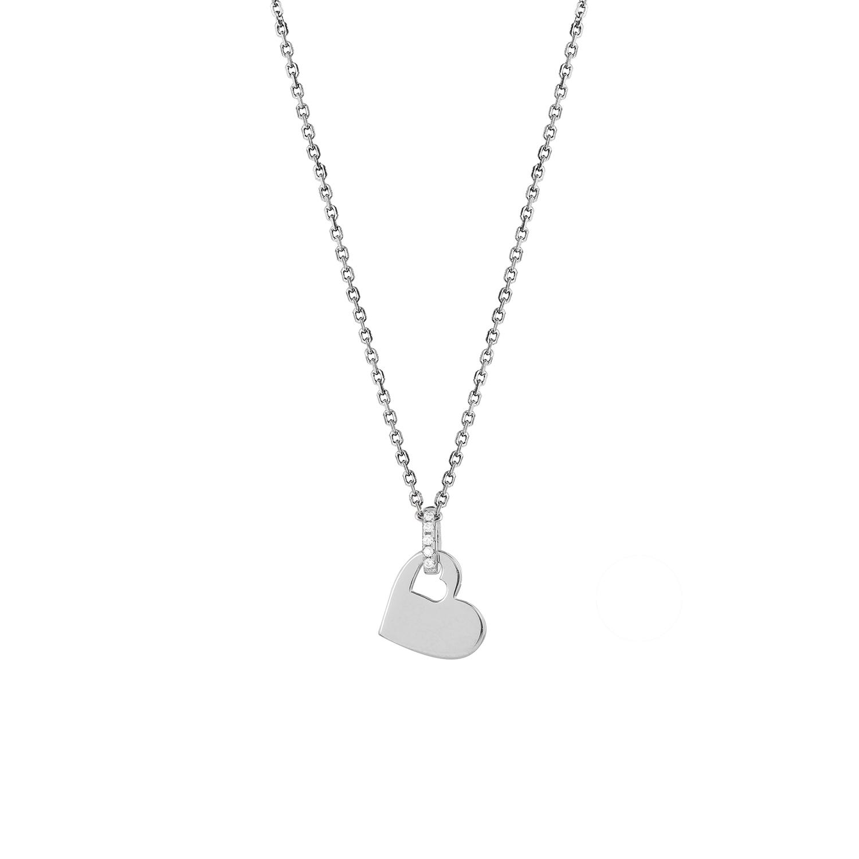 Halskette XS3486K Rhodiniert