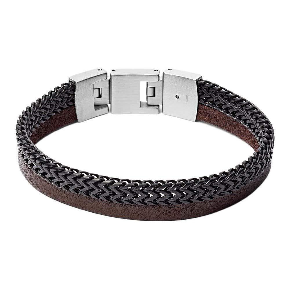 Herren Armband mit Armband JF03180040
