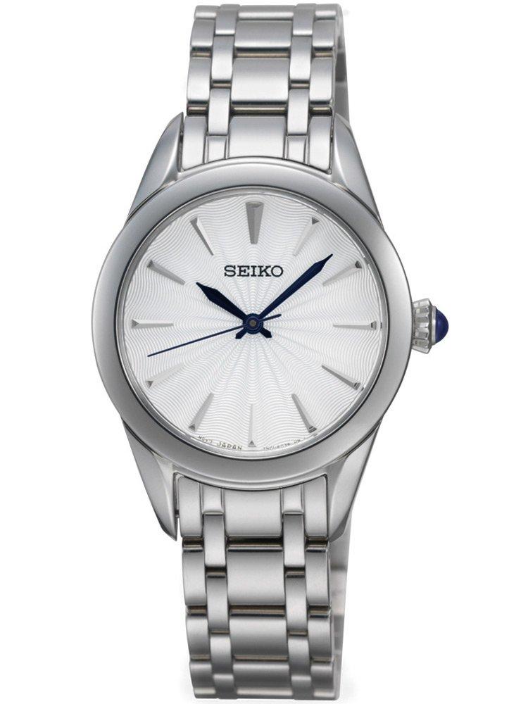 Damen-Armbanduhr XS Analog Quarz Edelstahl SRZ381P1