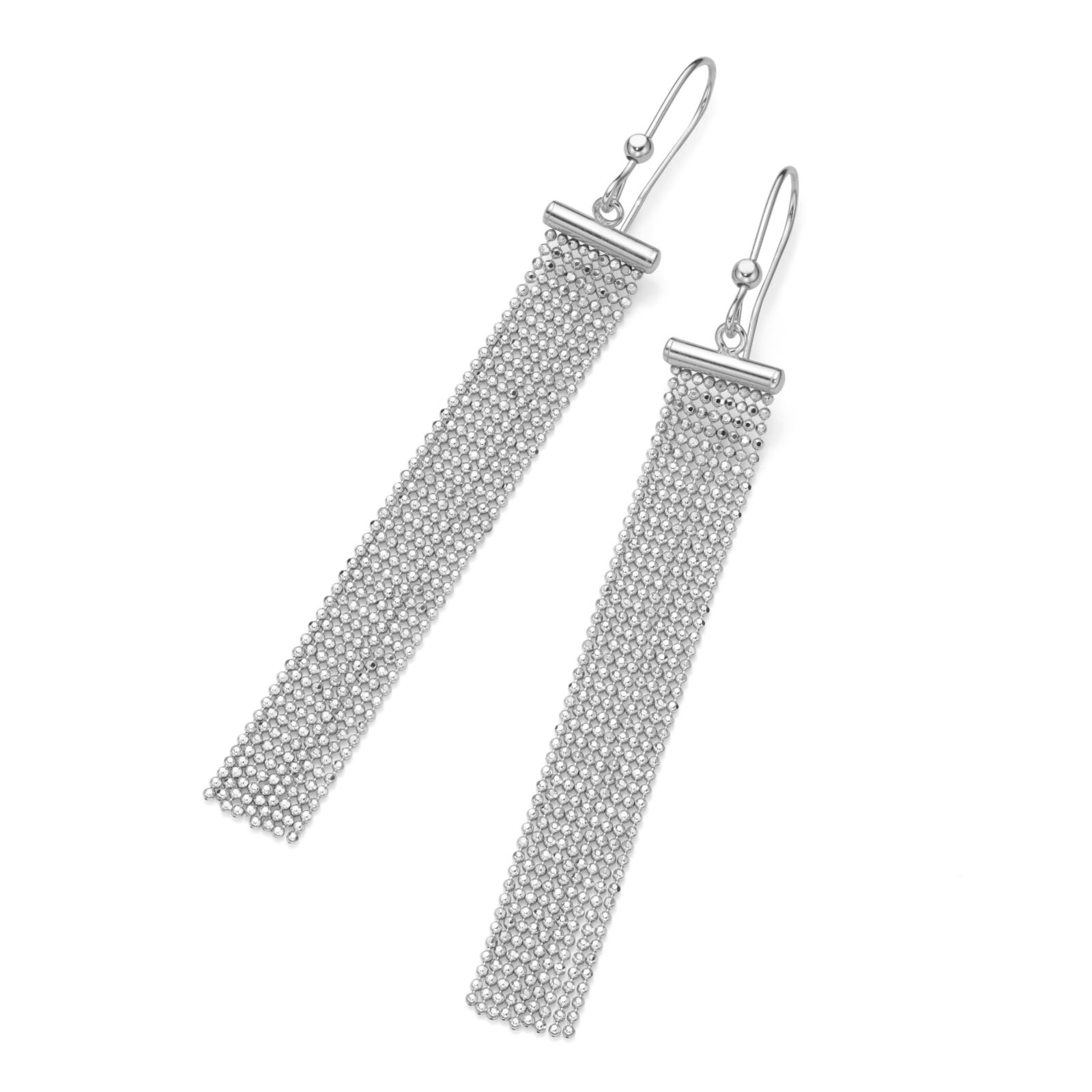 Behang Kugelkette, Silber 925