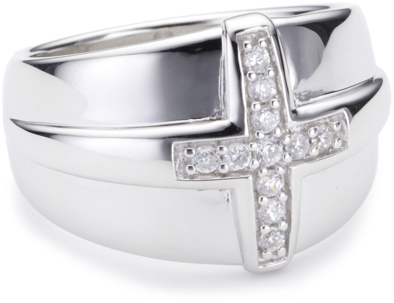 Ring 925 SterlingSilber Faith