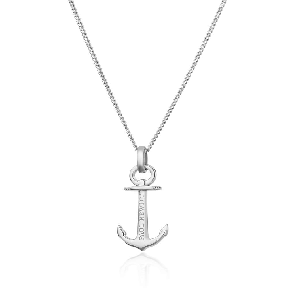 Anker Halskette Damen Anchor Spirit Plated aus 925 Sterling Silber