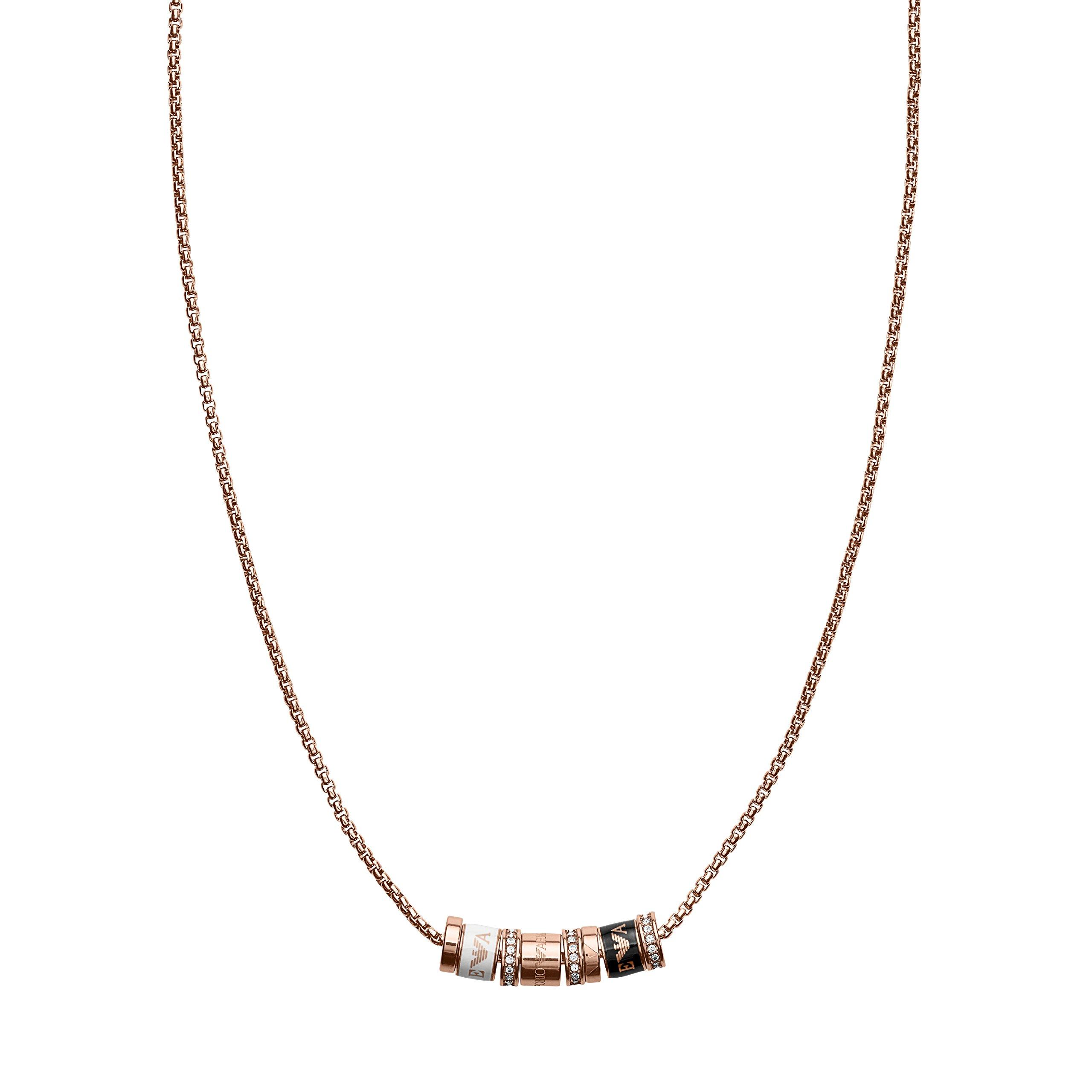Damen - Halskette Edelstahl