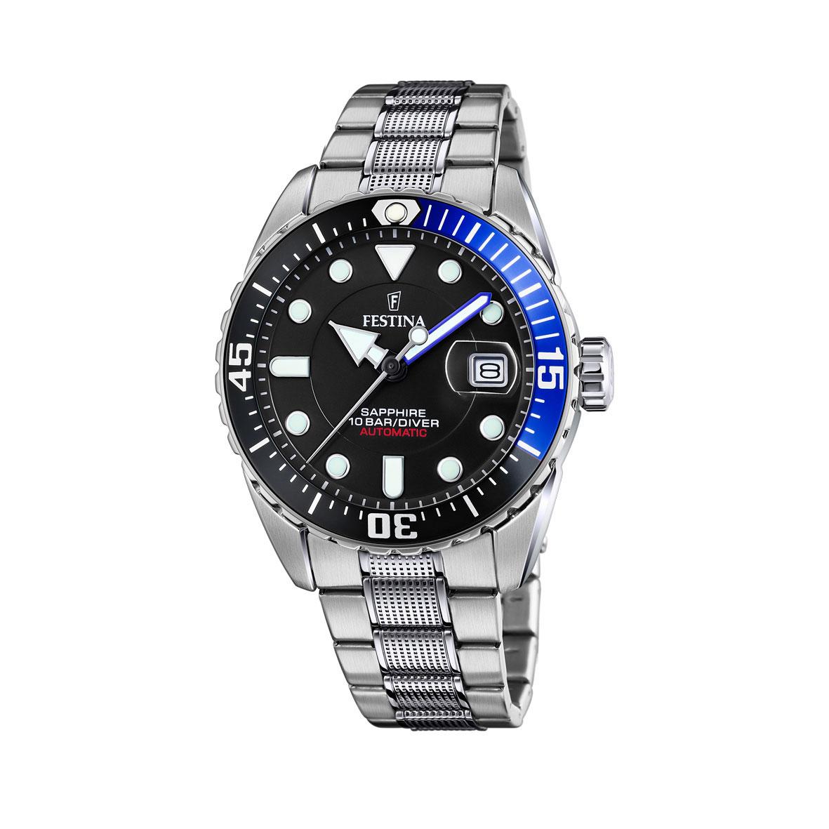 Automatik Armbanduhr Herren F20480/3