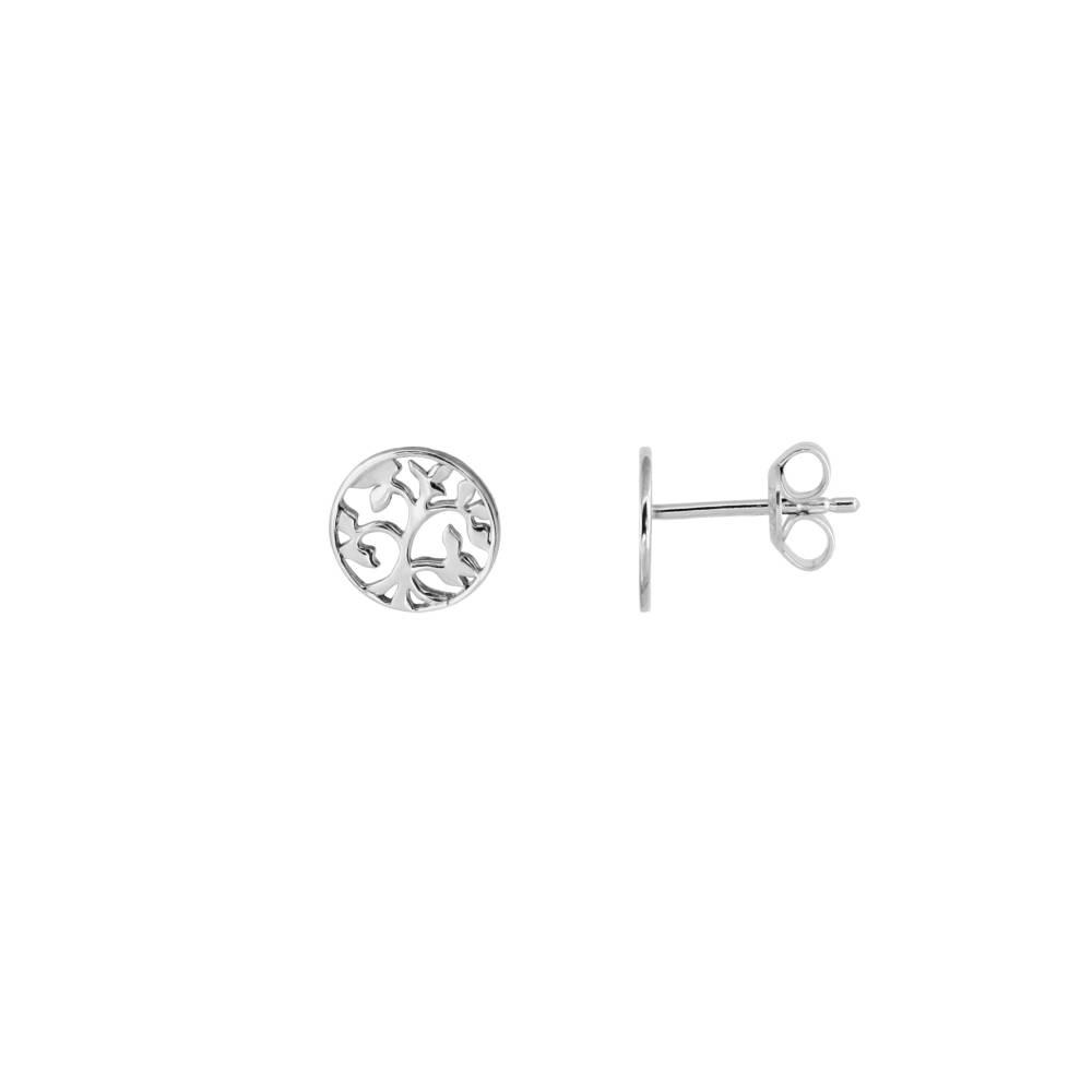 Damen-Ohrstecker, Silber, Symbolic Power XS2910