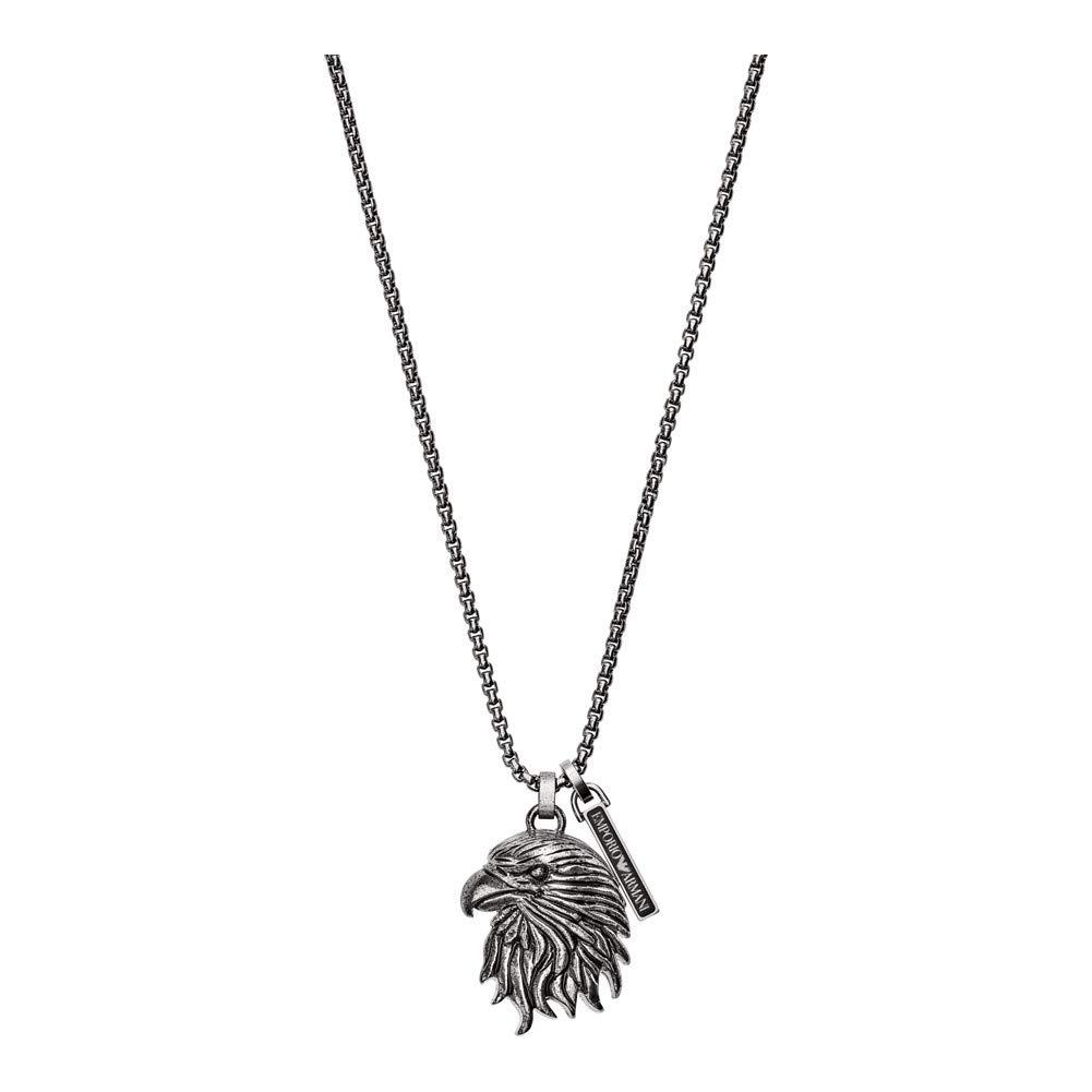 Herren Halskette mit Armband EGS2658040