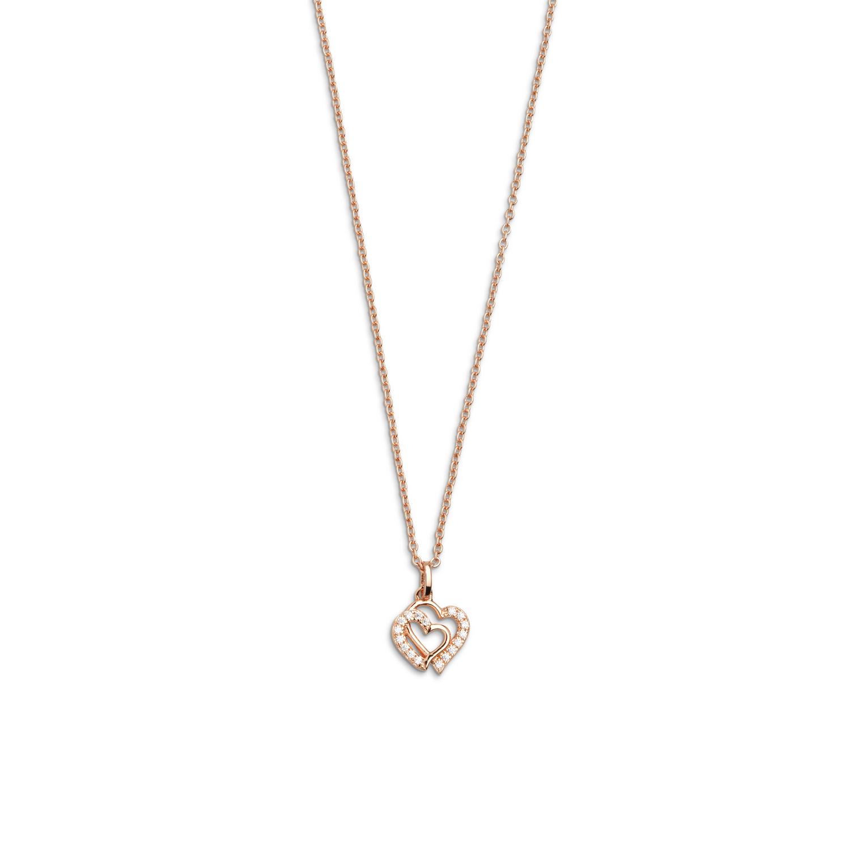Halskette XS3418RK Roségold vergoldet