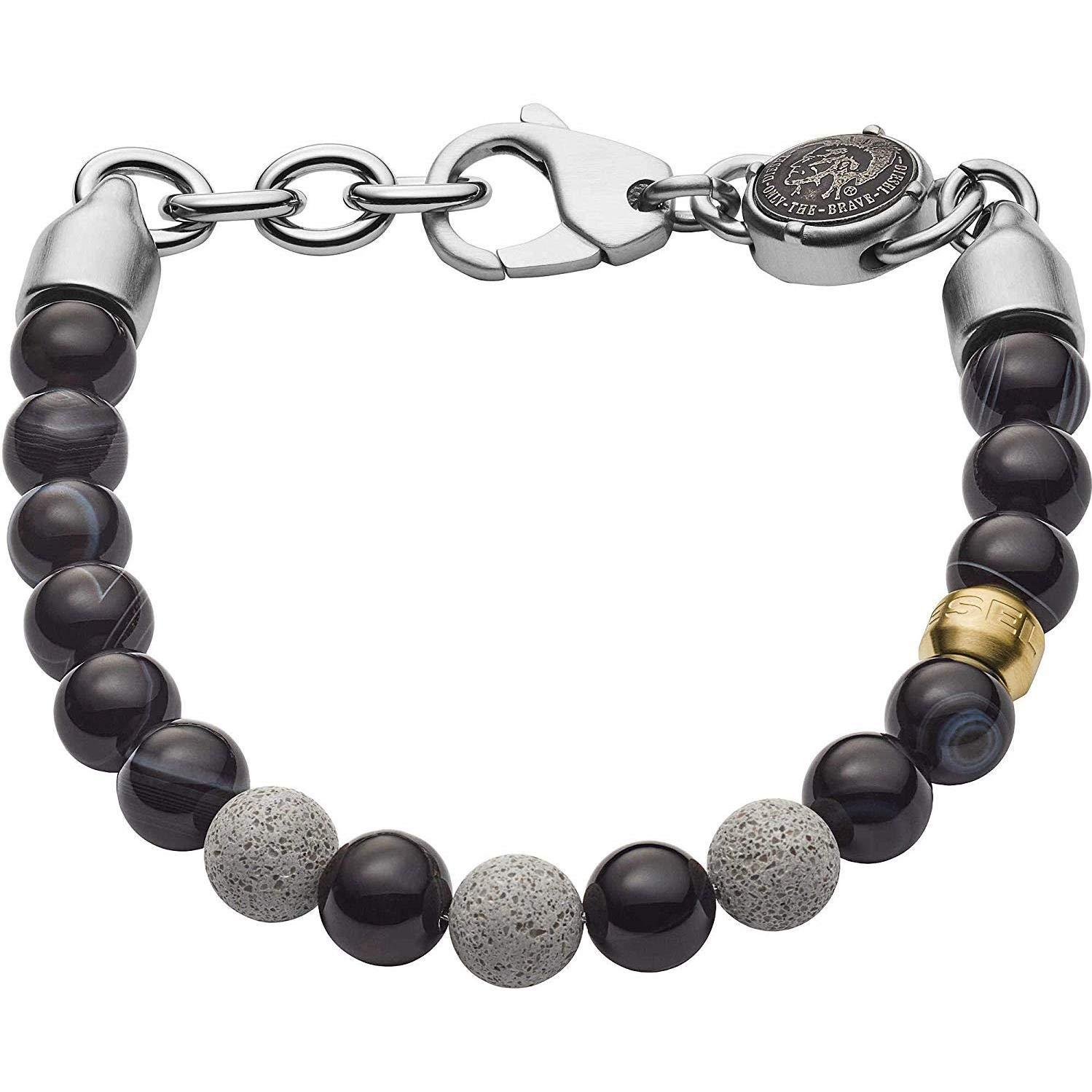Herren Armband mit Armband DX1192040