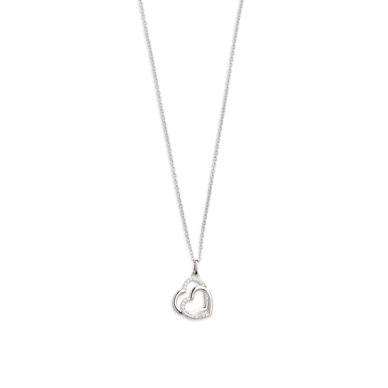 Halskette XS3423 Rhodiniert