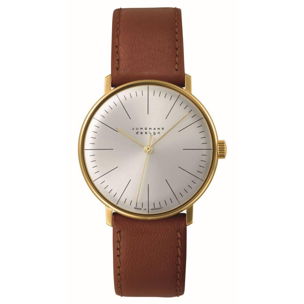 Armbanduhr max bill Handaufzug 027/5703.04