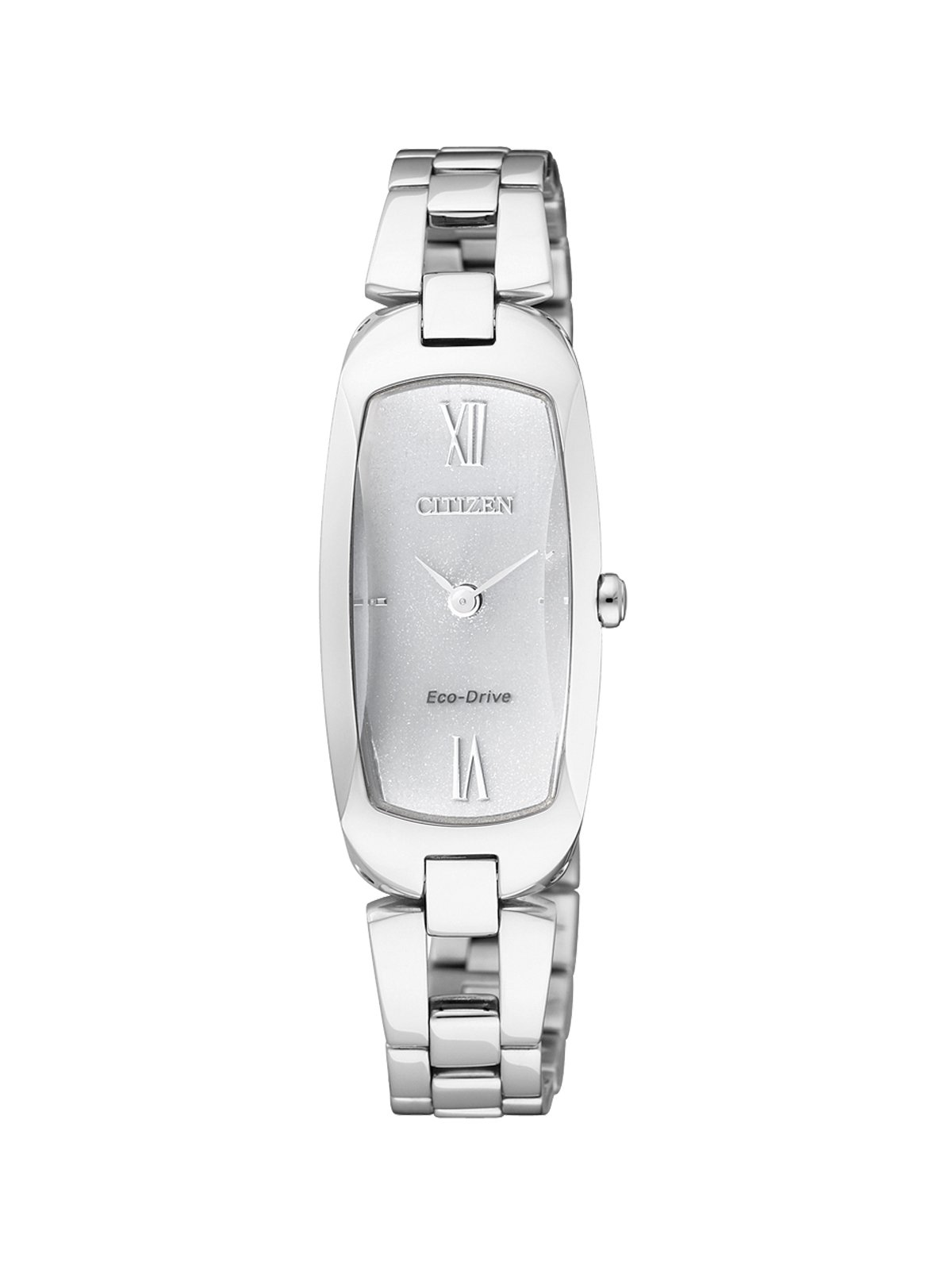 Damen-Armbanduhr XS  L Analog Quarz Edelstahl EX1100-51A