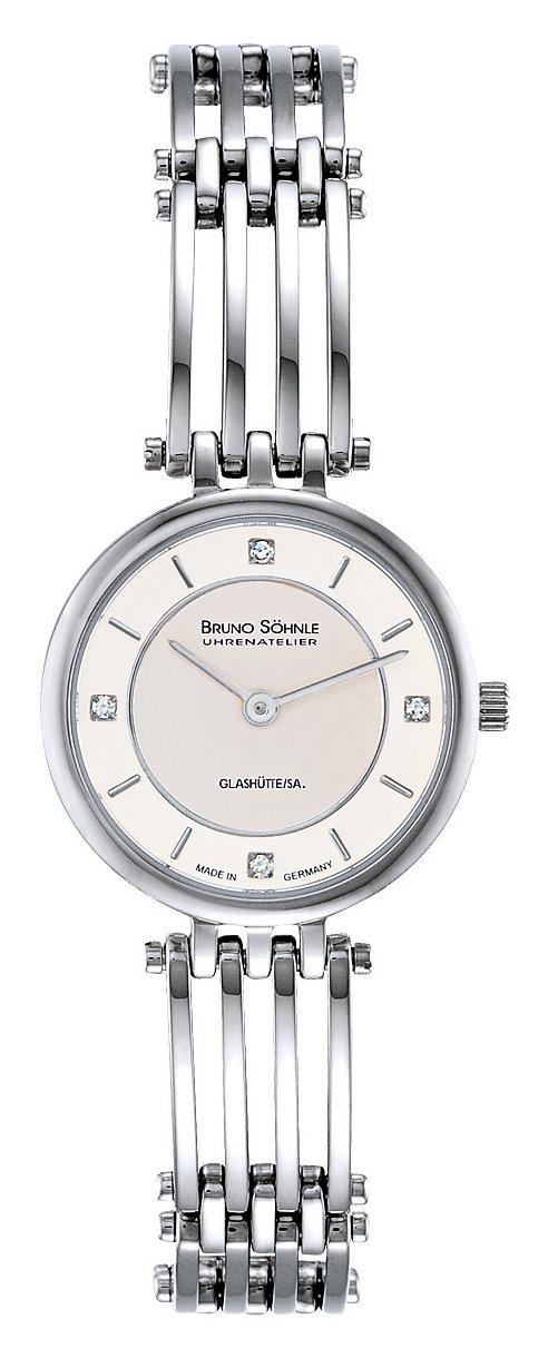 Damen-Armbanduhr Latina Analog Quarz Edelstahl 17-13103-242