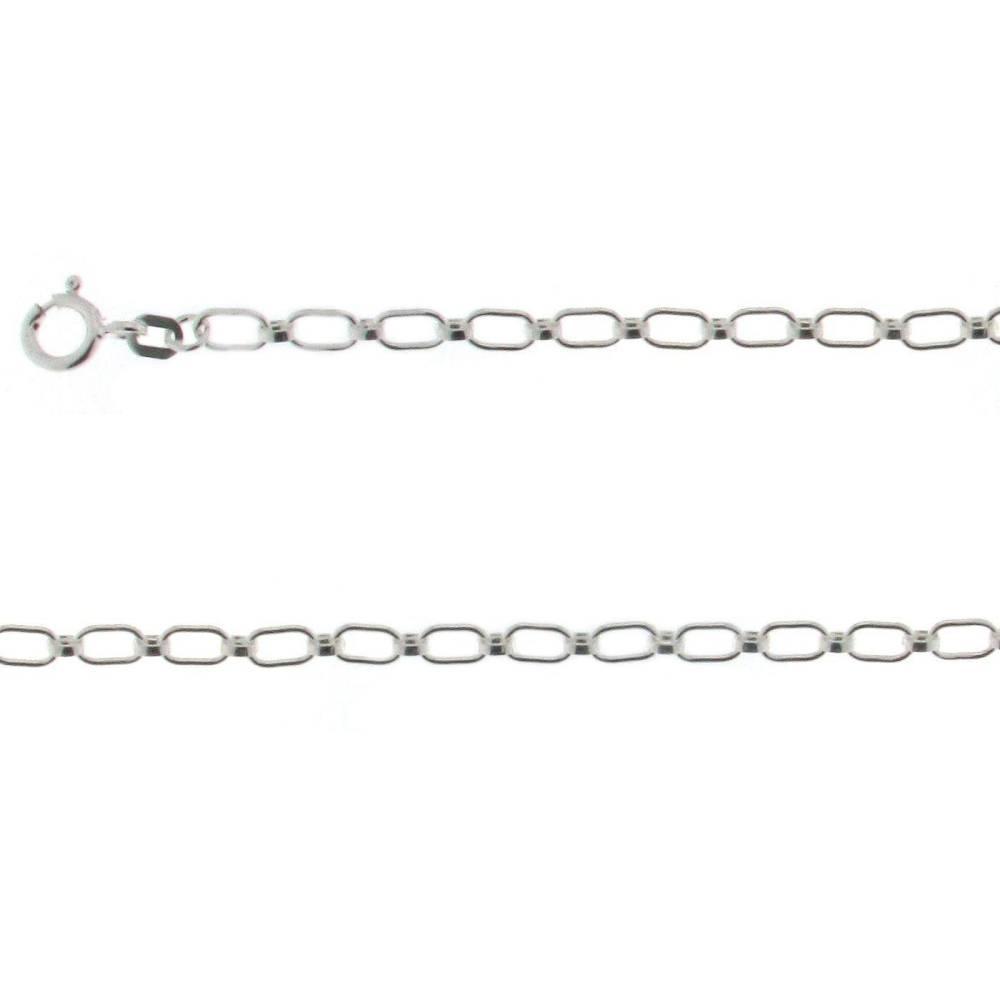 Anker-Figaroketten-Armband in Silber 12.529.18.R