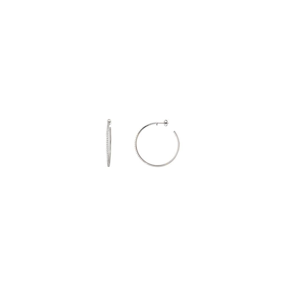 Damen-Ohrring, Stahl, XENOX classic X2296