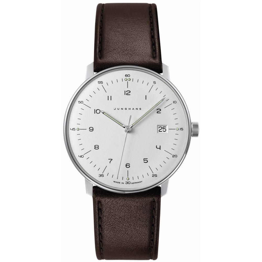Armbanduhr max bill Quarz 041/4461.04