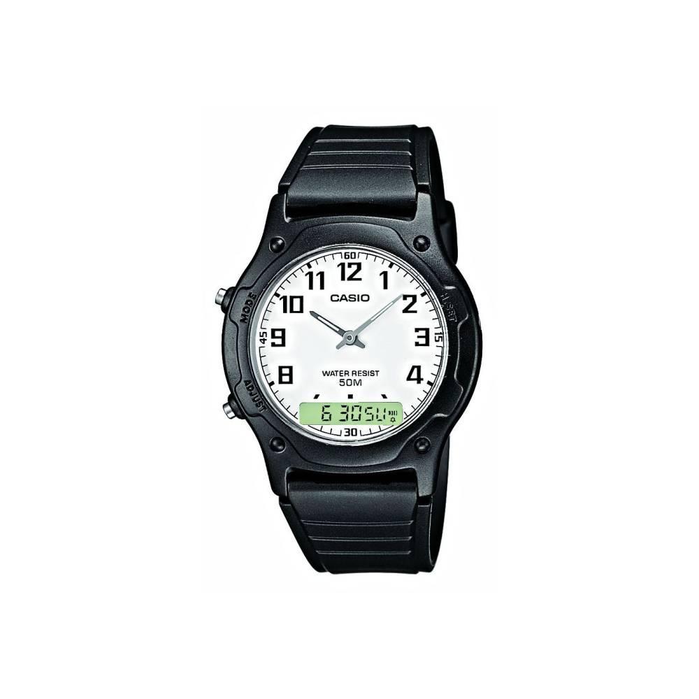 Herren-Armbanduhr AW-49H-7BVEF