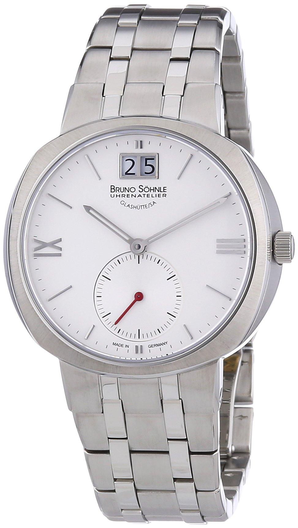 Damen-Armbanduhr XS Analog Quarz Edelstahl 17-13152-232