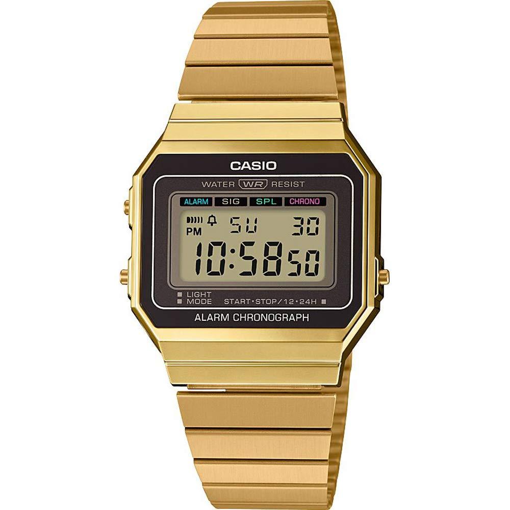 Damen-Uhren Digital Quarz Edelstahl 32010340