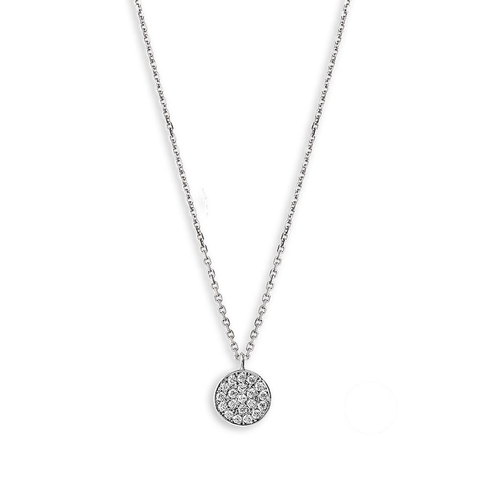 Halskette XS1639 Rhodiniert
