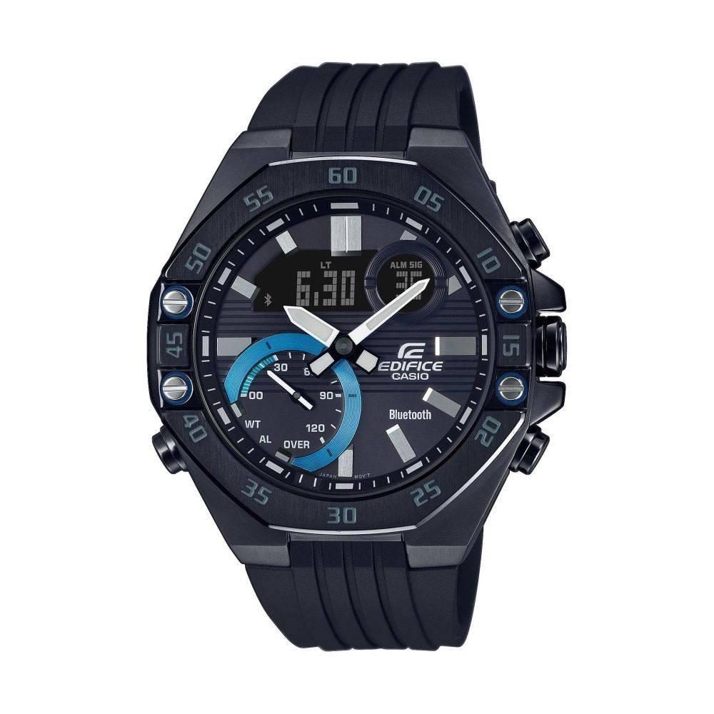 Herren-Armbanduhr Edifice Premium ECB-10PB-1AEF