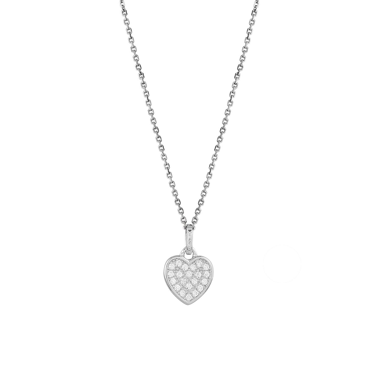 Halskette XS3419K Rhodiniert