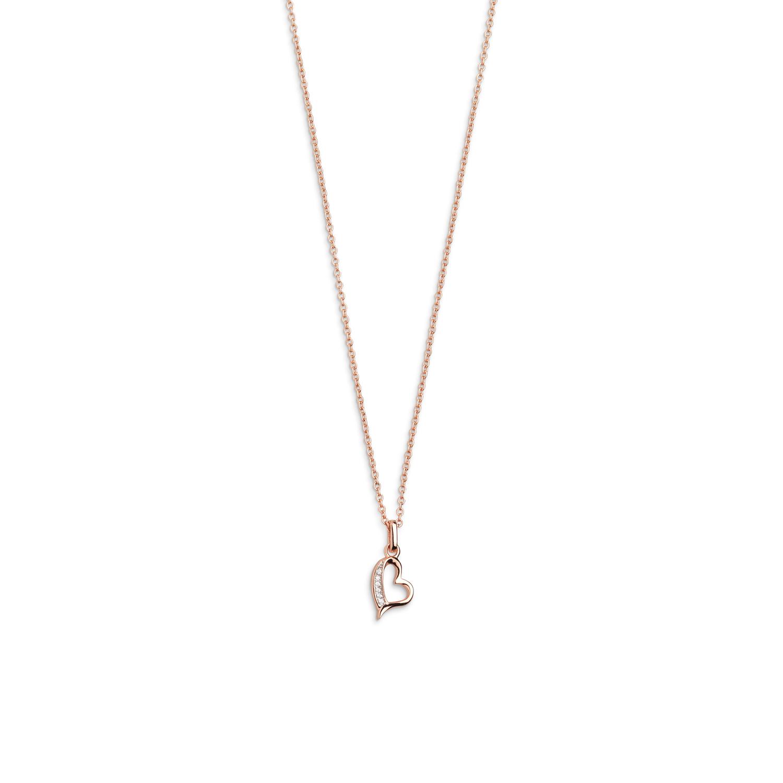 Halskette XS3417RK Roségold vergoldet