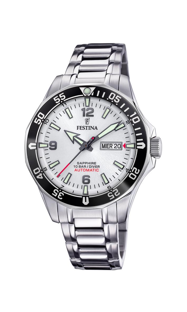 Automatik Armbanduhr Herren F20478/1