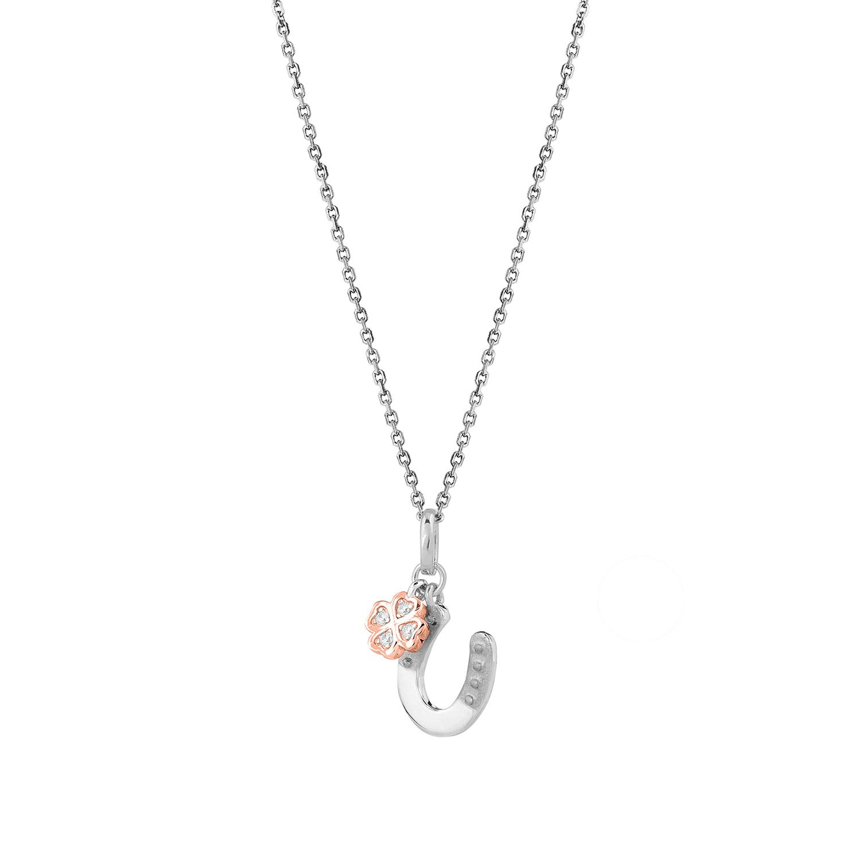 Halskette XS3455RK Roségold vergoldet