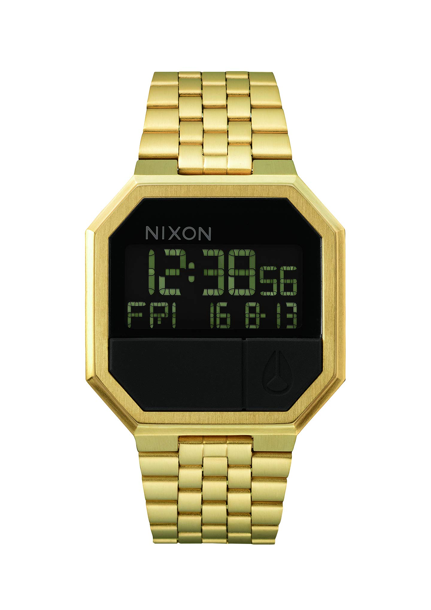 Herren Uhr Re-Run - All Gold