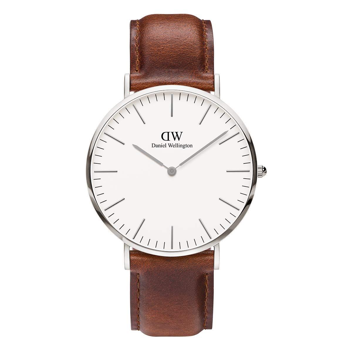 Daniel Wellington Trenduhren  Uhren Cambridge Herren Uhrzeit - 0203dw