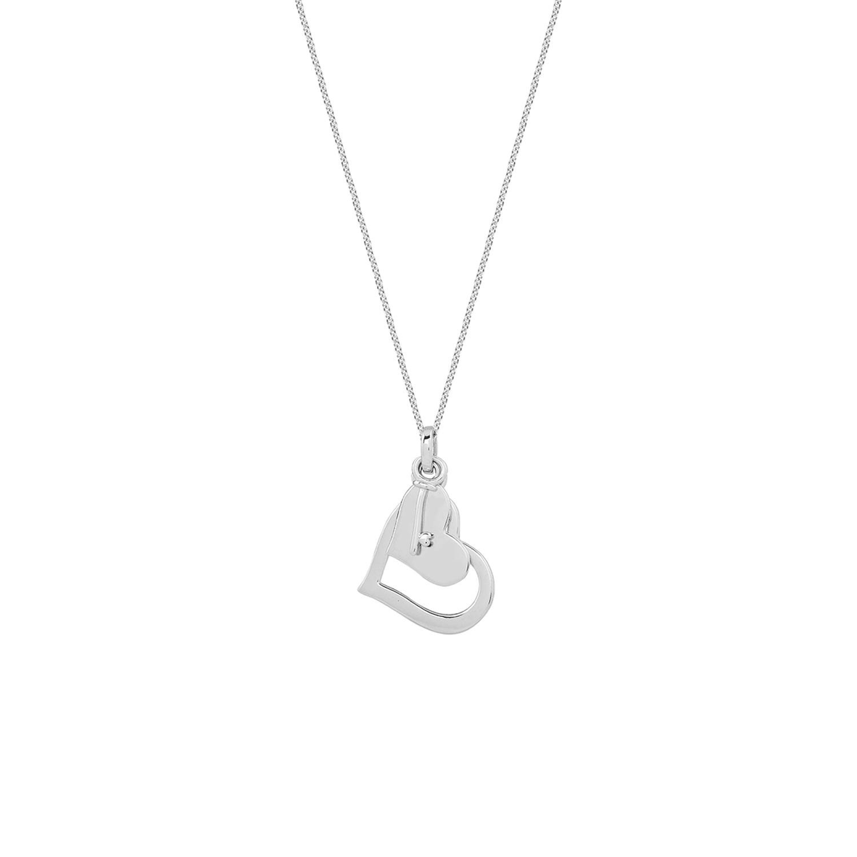 Halskette XS3421 Rhodiniert