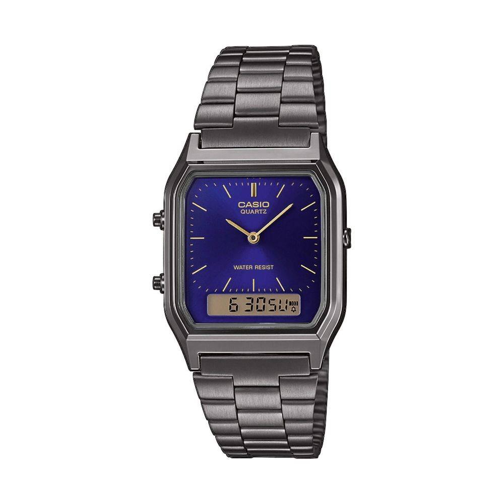 Armbanduhr Vintage Edgy AQ-230EGG-2AEF